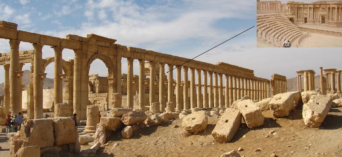 16パルミラ(シリア)