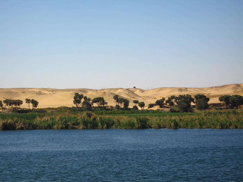ナイル川?1
