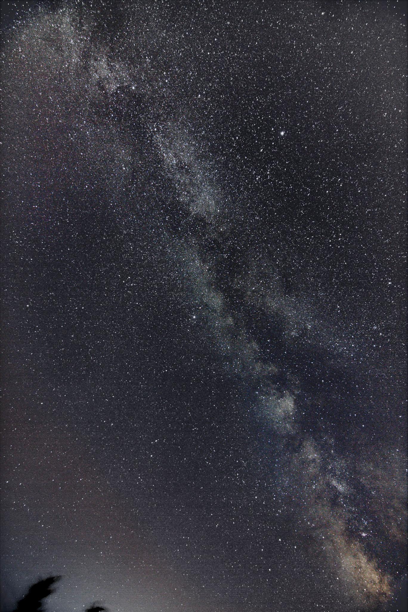 Milky Way 天の川