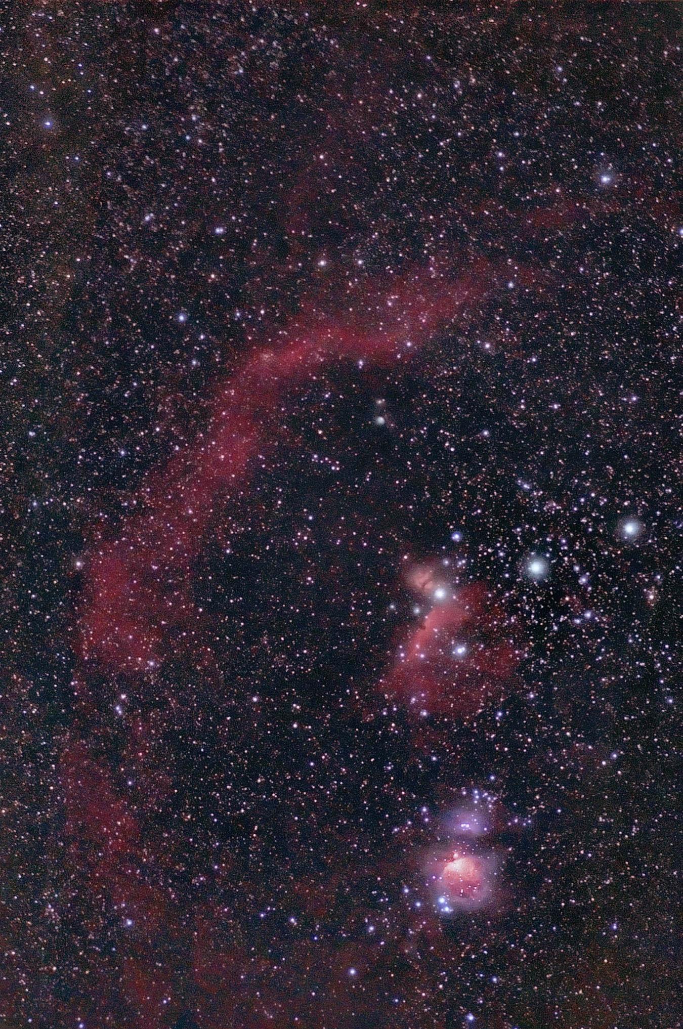 Orion Region