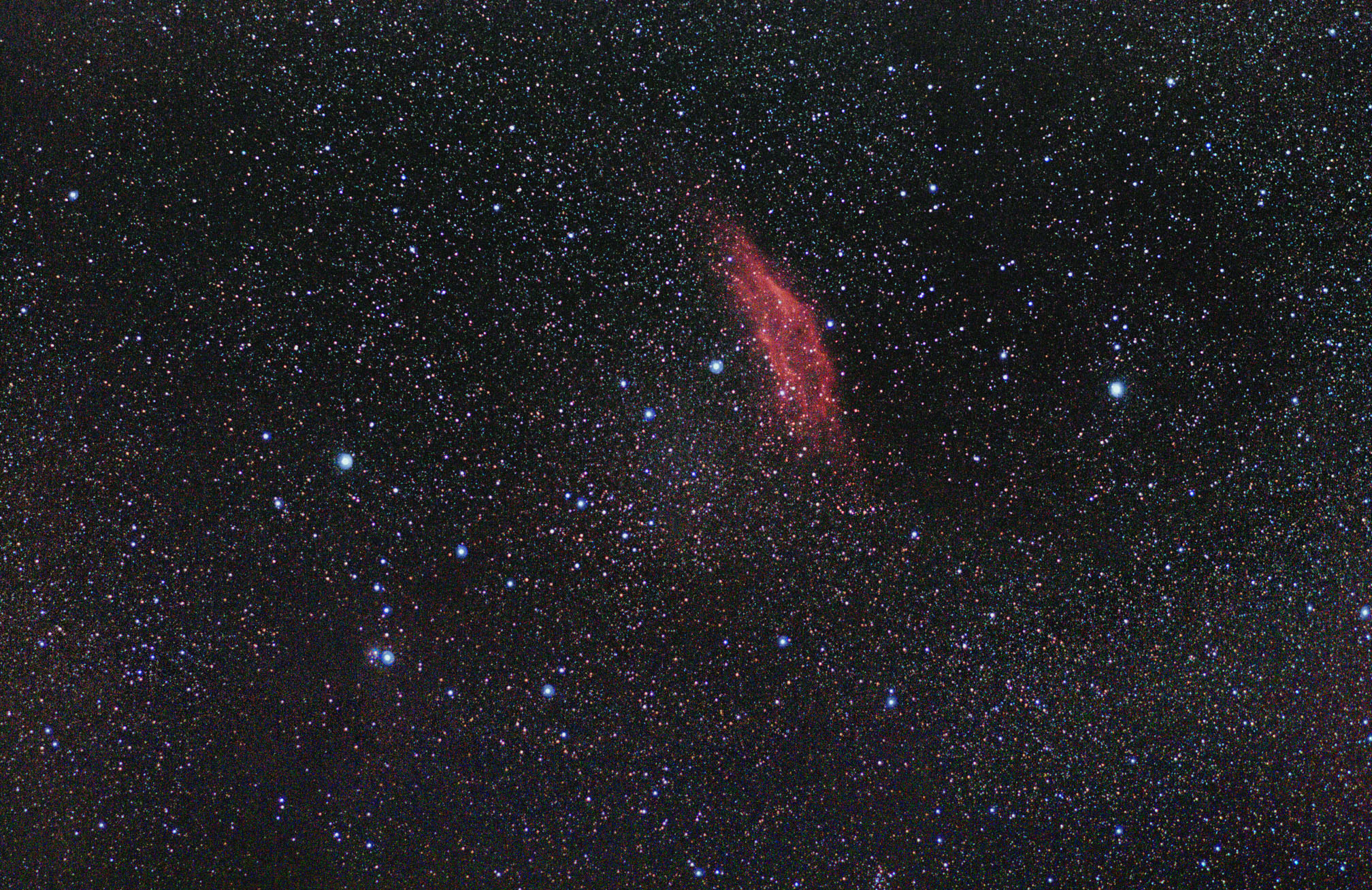 NGC1499 California Nebula