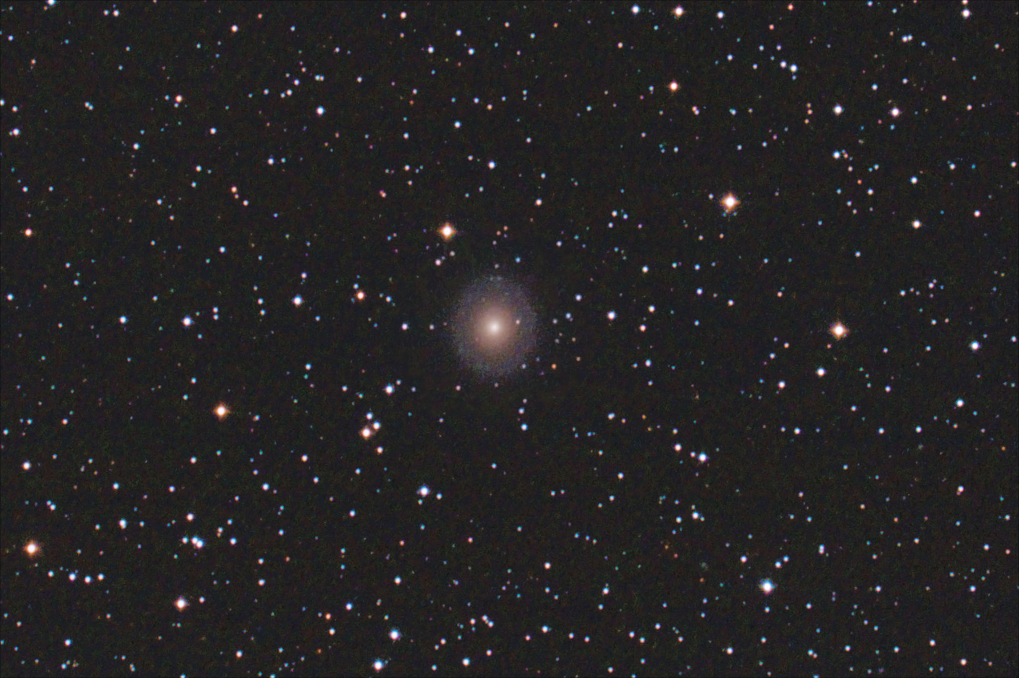 NGC7217 in the Constellation Pegusus