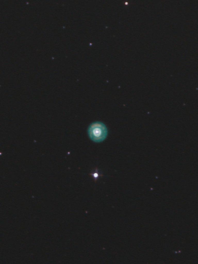 NGC2392 Eskimo Nebula