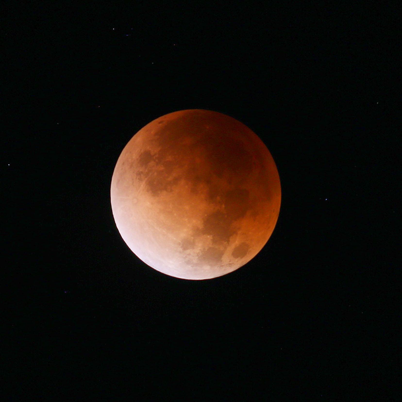 Lunar Eclipse 01/31/2018