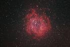 NGC2237 Rosette Nebula ばら星雲