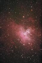 M16 Eagle Nebula  わし星雲