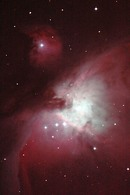 Center Area of M42