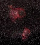 IC1805 and 1848