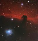 IC434 馬頭星雲
