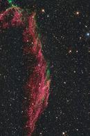 Veil Nebula  NGC6992~5 網状星雲