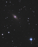 NGC7814  in the Con...