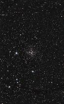 NGC6819 Open Cluster(散開星団)白鳥座