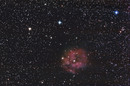 IC5146 Cocoon Nebula まゆ星雲